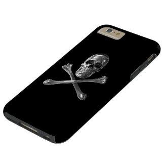 Jolly Roger Skull Tough iPhone 6 Plus Case