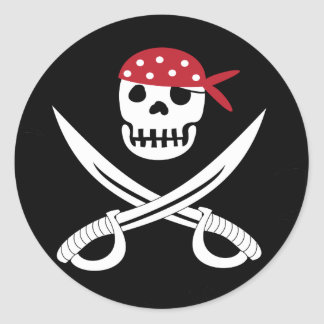 Jolly Roger Stickers