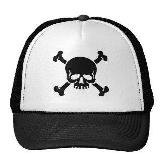 jolly-roger-tattoo cap