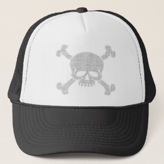 Jolly Roger Trucker Hat