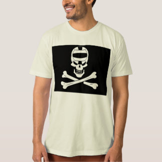 Jolly Roger Water Polo Pirate Flag