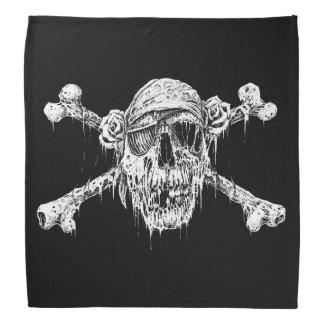 Jolly Rogers Skull Bandana