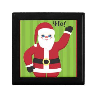 Jolly Santa Claus Gift Box