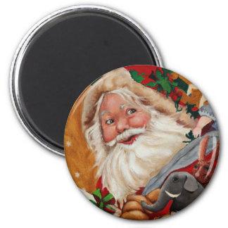 Jolly Santa Std Magnet