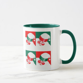 Jolly St Nick - Quad Mug