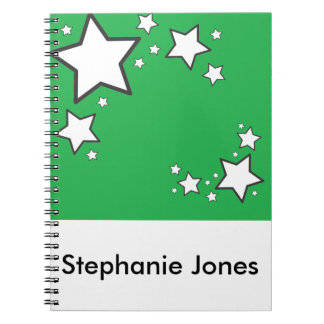 Jolly Stars Notebook