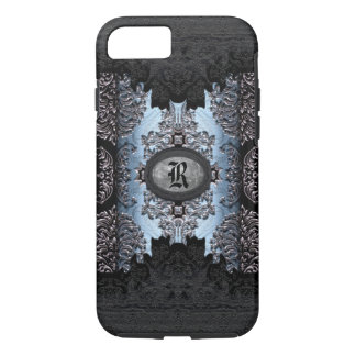 Jolt Shadow Unique Gothic Monogram iPhone 7 Case