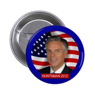 Jon Huntsman 2012 Pin