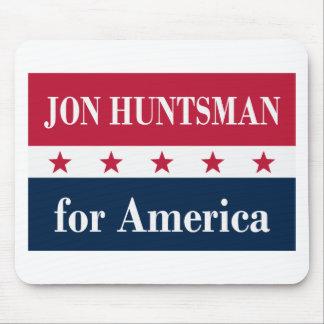 Jon Huntsman for America Mousepad