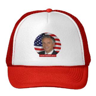 Jon Huntsman Trucker Hats
