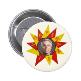 Jon Huntsman in 2016 for President Pin