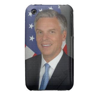 Jon Huntsman iPhone 3G/3GS Case Case-Mate iPhone 3 Cases
