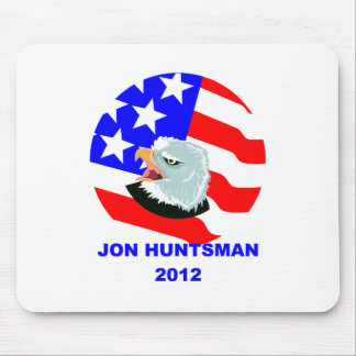 JON HUNTSMAN MOUSEPAD