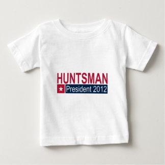 Jon Huntsman President 2012 Infant T-Shirt