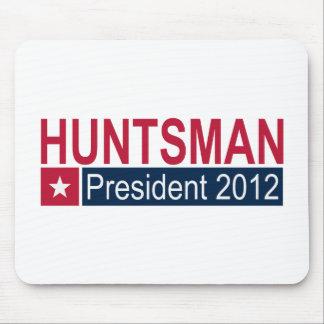 Jon Huntsman President 2012 Mouse Pad