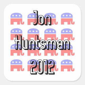 Jon Huntsman Stickers