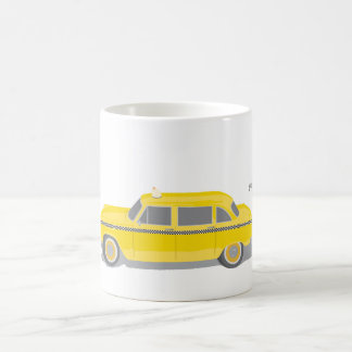 JON Mug Yellow Taxi