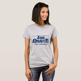 Jon Ossoff for Georgia Congress Ladie's Tee