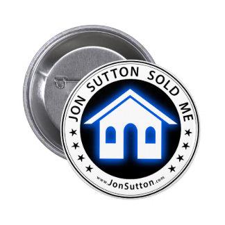 Jon Sutton Sold Me Pinback Button