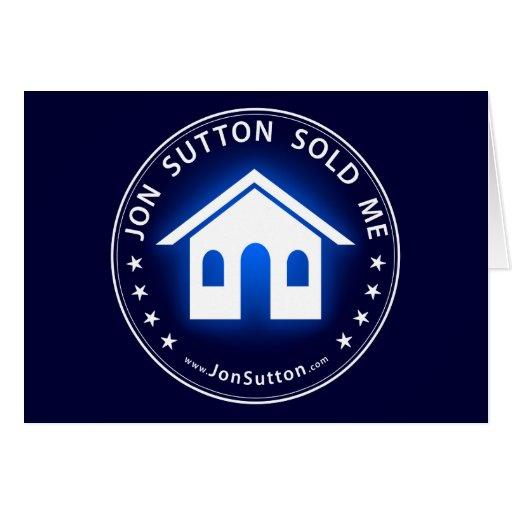 Jon Sutton Sold Me Card