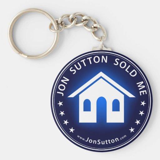 Jon Sutton Sold Me Key Chain