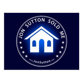 Jon Sutton Sold Me Postcard