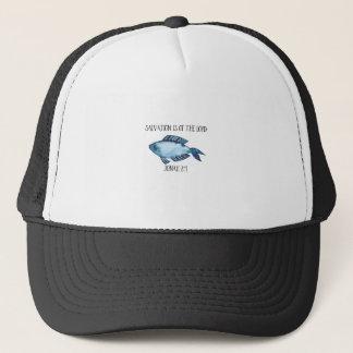 Jonah 2:9 trucker hat