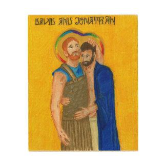Jonathan and David Wood Print