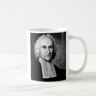 "Jonathan Edwards Coffee Cup, ""Grace is but glor... Coffee Mug"