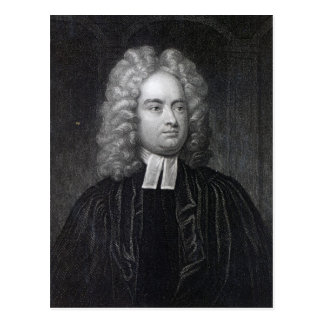 Jonathan Swift Postcard