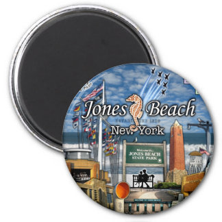 Jones Beach jpg Magnet