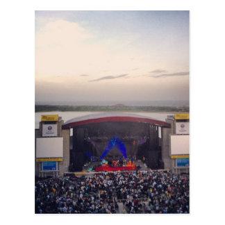 Jones beach Nikon amphitheater Postcard