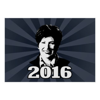 JONI ERNST 2016 CANDIDATE POSTER