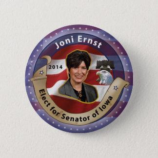Joni Ernst 6 Cm Round Badge