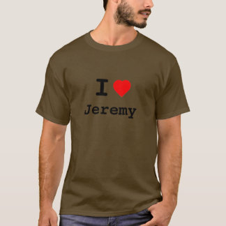 (Jono) Jeremy: A Tribute in Cloth T-Shirt