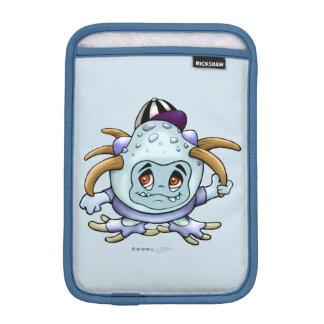 JONY PITTY ALIEN MONSTER CARTOON iPad Mini iPad Mini Sleeve