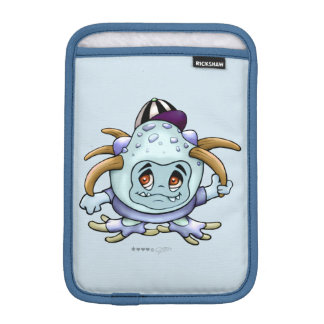 JONY PITTY ALIEN MONSTER CARTOON iPad Mini Sleeve For iPad Mini