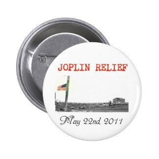 Joplin Relief Button