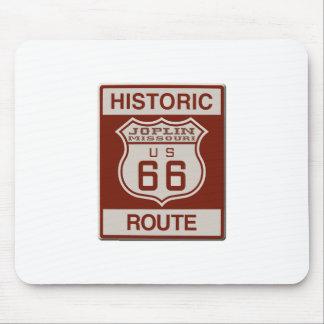 Joplin Route 66 Mouse Pad