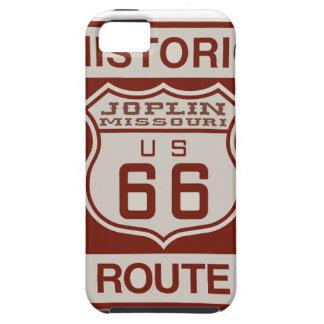 Joplin Route 66 Tough iPhone 5 Case