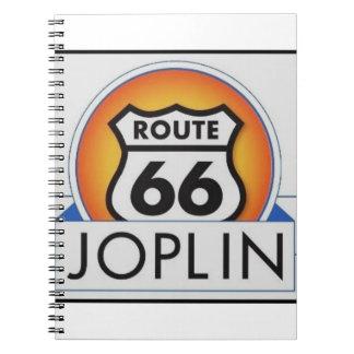 joplinroute66 notebook