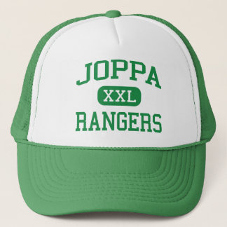 Joppa - Rangers - High School - Joppa Illinois Trucker Hat