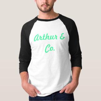 Jordan 11s A&Co. 3/4 shirt