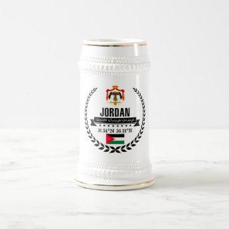 Jordan Beer Stein