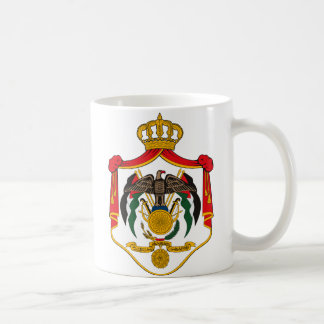 Jordan Coat of Arms Mug