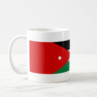 jordan country flag nation symbol coffee mug