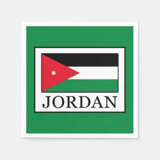 Jordan Disposable Serviette