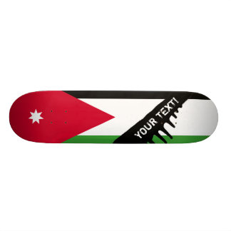 Jordan Flag 20 Cm Skateboard Deck