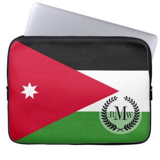 Jordan Flag Computer Sleeve