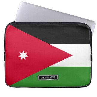 Jordan Flag Computer Sleeves